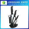 useful tomato kitchen knife set with holder
