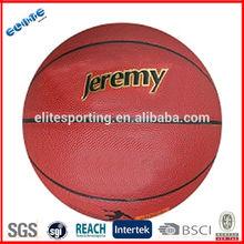 Official size pu material high quality cheap custom no logo basketball