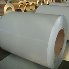 corten color coated ppgl steel coil for metal roof tile use
