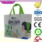 Laminated Non Woven Tote Bag, Shopping Bag Non Woven, Eco Bag Non Woven