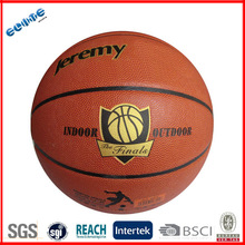 Official size pu material high quality cheap customize your own basketball