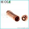 2014 new product RDA vape mod ecig copper panzer mod clone with top quality e cig