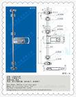trailer door security locks,door lock kit,refrigerated truck fitting