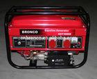 2 sockets 2KW 3KW,electric start gasoline generator