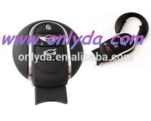 High quality B 3 button Mini remote key with 433mhz remote key