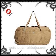2014 New Design China Cheap Canvas Mens Folding Military Duffle Bag Custom Canvas Duffle Bag Wholesale