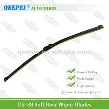 Soft rear wiper blade for BMW X5 car