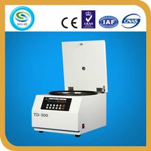 Td-500 a bassa velocità frizione centrifuga