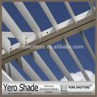 YERO SHADE YS016001 Fixed Awning Aluminium shutters