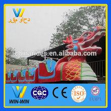 Promotion!!! Cheap amusement park 20 seats kids sliding dragon 20 seats kids sliding dragon park ride for sale
