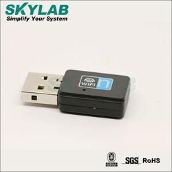 Skylab WiFi Dongle WG802 Mini Shape and Good Compatibility Dual-band 802.11a/b/g/n/ac Dongle