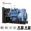 800kw engine MTU diesel genset