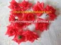 China fornecedor/flor artificial/cabeça de flor artificial grinaldas fazendo