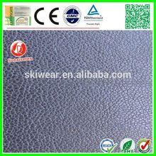 artificial wearproof half fabric half leather sofa for furniture