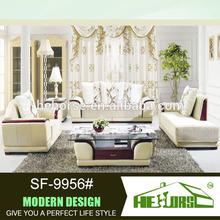 SF-9956# u shape 8 seater sofa set philippines furniture