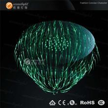 led fiber optic light engine,waterproof outdoor pendant light OM101