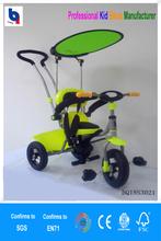 Three wheel kid tricycle