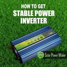 pure sine wave inverter solar 1200 watt off grid inverter