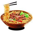 Instant noodles flavor
