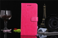 2014 smart flip wholesale leather mobile phone case for iphone 6