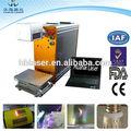 Cartão de impressão máquina 10w/20w/30w fibra marcação do laser/máquina de gravura china fornecedor preço de fábrica