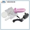 personal pink hair epilator electric tweezers epilator home use lady remover