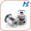 made in china aluminium belt pulley std timing belt