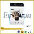 Evsoon nsbi- 12 automática alimentador de tornillo transportador de transportador de tornillo de la máquina de clasificación