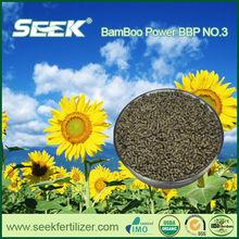 SEEK dap chemical fertilizer fertilizer replaced by bamboo organic fertilizer