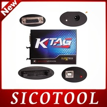 Without Tokens limitation 2014 New Design KTAG K-TAG ECU Programming Tool master version v1.89 ECU programmer,Jtag compatible