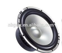 Aluminum Cone Mid Bass Speaker Driver