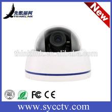 Hotsale 720p ir dome ip camera in shenzhen manufactory