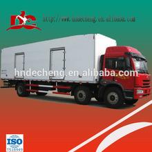 dry cargo fiberglass truck body/truck trailer body cargo van body