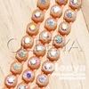High Quality SS8 Crystal AB rhinestone banding , Sigle row Colorful Plastic Rhinestone Trim AB For Jewelry Findings