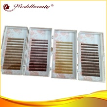 Best semi-permanent different colors eyebrow extensions