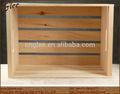 scatola di legno naturale frutta cassa cassette di legno vegetale