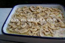 Canned Sliced Mushroom 50% Tasty Canned Mushroom