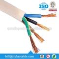 300/300v 450/750v impermeabile in pvc moto isolati cablaggio elettrico