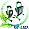 led rechargeable flashlight,lithium battery powered led light,battery operated work