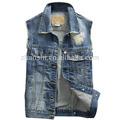 A8 2013 летом новой корейской мужской моды мужские джинсы Тонкий джинсовой жилет мужской жилет мужской жилет.