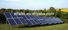 Solar Pile ground mounting bracket