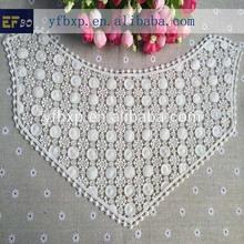 2014 elegant cotton neck designs of kurtis collar lace