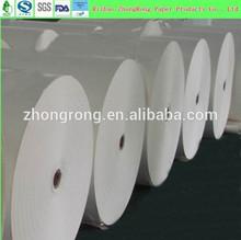 SBS Coated cardboard with white back