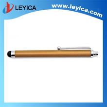 natural color stylus pen stylus touch pen woode stylus pen