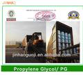 Grado de la tecnología/grado farmacéutico 99.5% glicol de propileno/pg anticongelante para los fabricantes de pintura