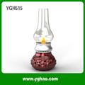 ygh515 decorativos para casa sem fio do restaurante bateria powered lâmpada de mesa na china
