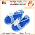 ที่มีคุณภาพชั้นนำที่น่ารักขายส่งวิธีการถักรองเท้าเด็ก