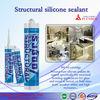 china structural silicone Sealant / silicone free sealant/ silicone flange sealant