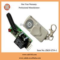 315Mhz wireless remote control switch