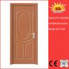 Latest design MDF Board pintu PVC door SC-P159